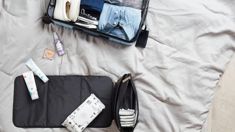 Care sunt soluțiile pentru organizarea eficientă a bagajului?
