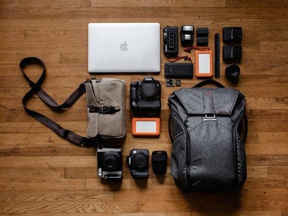 Cele mai apreciate rucsacuri foto de către profesioniști