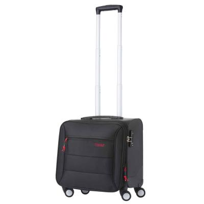 Pilot Case Hibrid TravelZ 4 Roti Duble 601908 42 cm