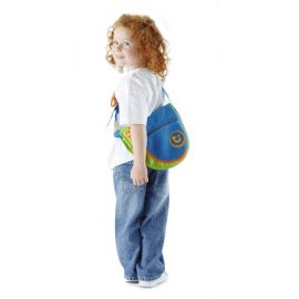 Geanta de umar copii Trunki SaddleBag Bleu