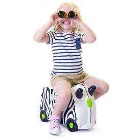 Troler copii trunki Zimba - Zebra - 46
