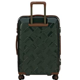 Troler Mare STRATIC Leather and More L - 76 cm  Verde