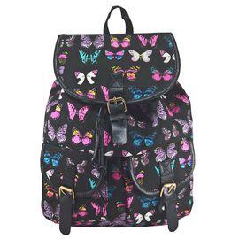 Rucsac urban Butterfly, fond negru - LaRue