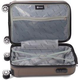 Troler Cabina ABS 4 Roti Duble BENZI BZ 5192 - 54 cm