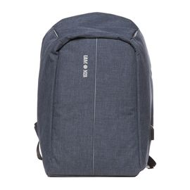 Rucsac Laptop Anti Furt LAMONZA Fort Bleumarin