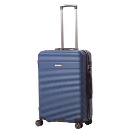 Troler Mediu ABS LAMONZA UPTOWN - 67 cm Albastru