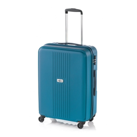 Troler Mediu Polipropilena 4 Roti JOHN TRAVEL UNBOX  MJ 7911 - 66 cm