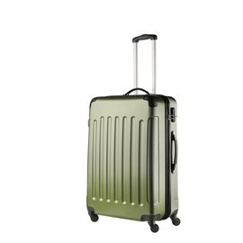Troler Mare ABS 4 Roti TravelZ SERIE 76 cm Verde