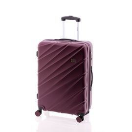 Troler Mediu ABS 4 Roti Duble JOHN TRAVEL SATURN  MJ 86 - 66 cm
