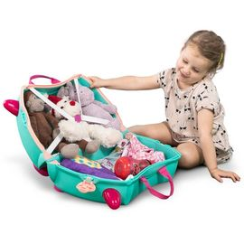 Troler copii Trunki FLORA FAIRY - 46 cm