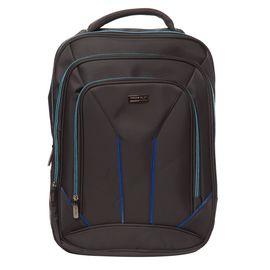 "Rucsac Laptop LAMONZA Toledo Negru/Albastru 15"""