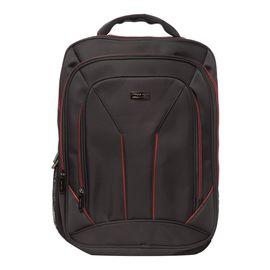"Rucsac Laptop LAMONZA Toledo Negru/Rosu 15"""
