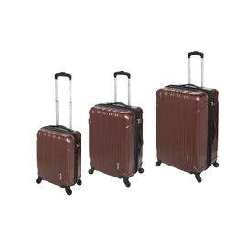 Set Trolere Policarbonat/ABS 4 Roti STELXIS ST 513