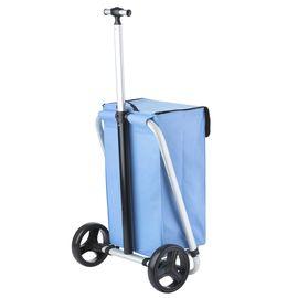 Carucior Cumparaturi CRUISER Stable 604371 Albastru