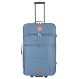 Troler Mare 2 Roti TravelZ HIPSTER 75 cm