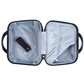 Beauty Case ABS WINGS GOOSE Antracit
