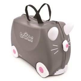 Troler copii TRUNKI Benny Cat - 46 cm