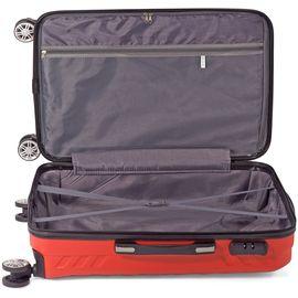 Troler Mare ABS 4 Roti Duble BENZI BZ 5223 - 76 cm