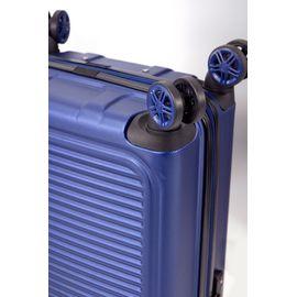 Troler Cabina ABS 4 Roti Duble Cifru TSA BENZI BZ 5359 - 53 cm