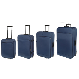 Set Trolere Extensibile 2 Roti SEAGULL SG 775, 4 Piese