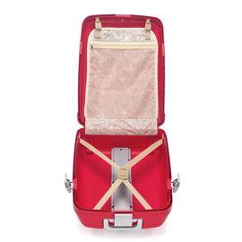 Troler Cabina Mirano M Secure inchidere cu clapeta ABS 2 Roti 47 cm