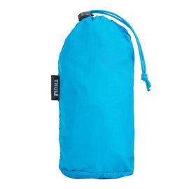 Husa de protectie ploaie Thule Rain Cover Blue pentru rucsacuri 15-30L