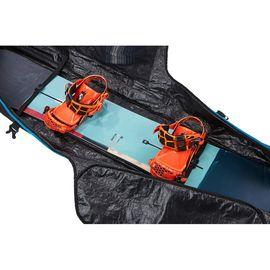 Geanta snowboard Thule RoundTrip Snowboard Roller 165cm Negru