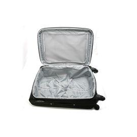 Troler Mare Extensibil, Poliester, 4 Roti, Cifru TSA, Mirano CLOUD, 75 cm