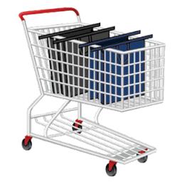 Organizator PUNTA pentru cumparaturi si portbagaj F10335
