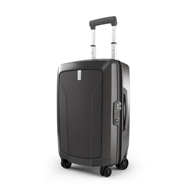 Troler Cabina Thule Revolve Carry On Spinner Raven 55 cm Negru