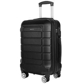 Troler Mediu, ABS, 4 Roti, Cifru TSA, Mirano BUTTERFLY, 65 cm