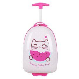 Troler Yanna ABS Copii - Watermelon Kitty