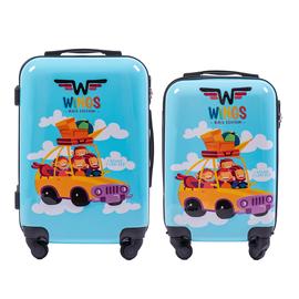 Set Trolere Copii Wings WKIDS - 2 Piese Car