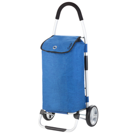 Carucior Cumparaturi Pliabil CRUISER 650061 Albastru