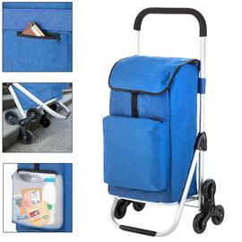 Carucior Cumparaturi STAIRS CLIMBER CRUISER 650063 Albastru