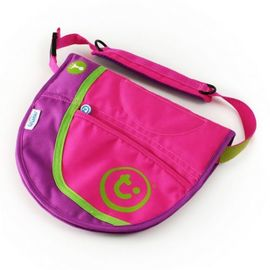Geanta de umar copii Trunki SaddleBag Pink