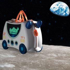 Troler copii Trunki SKYE the Spaceship  - 46 cm