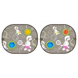 Parasolar Auto Benbat Bubble Dreams Round Set 2 buc