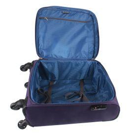 Troler Cabina Carlton Dover Purple 55 cm - Mov