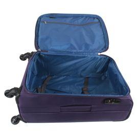 Troler Mediu Carlton Dover Purple 67 cm - Mov