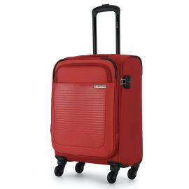 Troler Cabina Carlton Cooper Scarlet 55 cm - Rosu