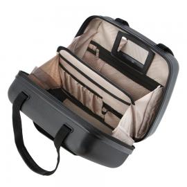 Geanta Cosmetice Policarbonat cod unic Okoban CarryOn Skyhopper 502432 Negru