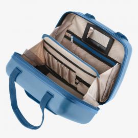 Geanta Cosmetice Policarbonat cod unic Okoban CarryOn Skyhopper 502433 Albastru