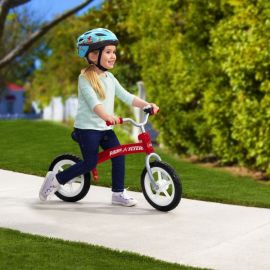 Bicicleta fara pedale Radio Flyer Glide & Go Balance Bike Rosu 2-5 ani