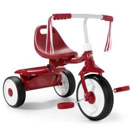 Tricicleta pliabila Radio Flyer Fold 2 Go Rosu 1-3 ani
