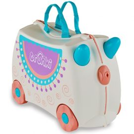 Troler copii Trunki Lola The Llama - 46 cm