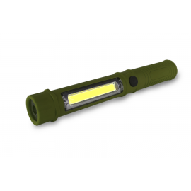 Lanterna Pen Light Green MacGyver 102256