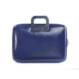 Geanta lux business laptop 15.6 in Evolution Albastru Cobalt