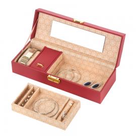 Cutie de bijuterii Treasury Long Red 906205