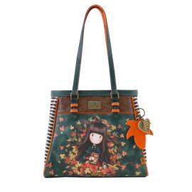 Geanta Santoro Gorjuss Fashion Autumn Leaves